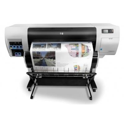 HP Designjet T7100 Printer: 42 inch - A0, A1