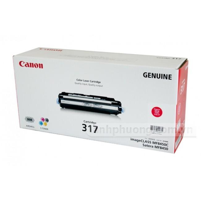 Cartridge 317 C,M,Y