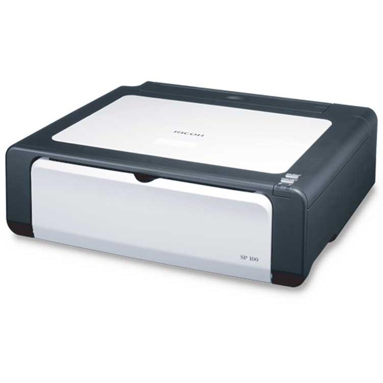 RICOH - SP 100SU ( A4 , AIO : Print, Scan , Copy )