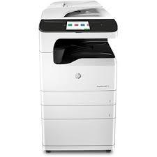 HP PageWide Managed Color MFP P77750zs