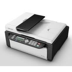 RICOH SP 100SF ( AIO : Print , Scan, Copy , Fax , A4)