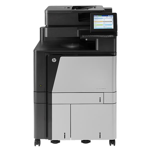 Color LaserJet M880z+ NFC/Wireless  Direct MFP