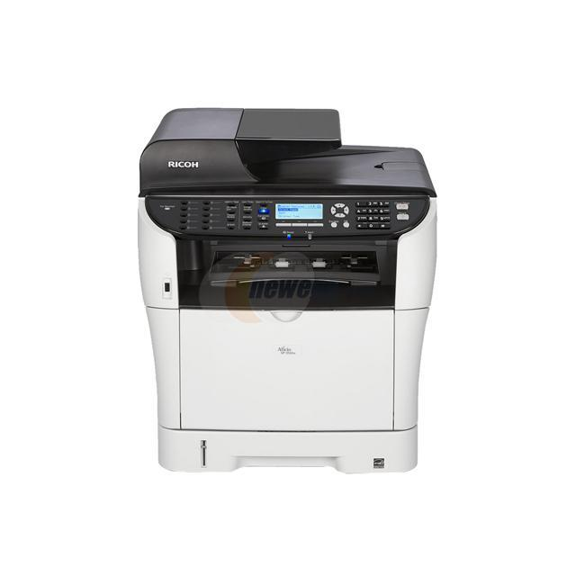 RICOH SP 3510SF (AIO laser: Print,Scan,Copy,Fax  )