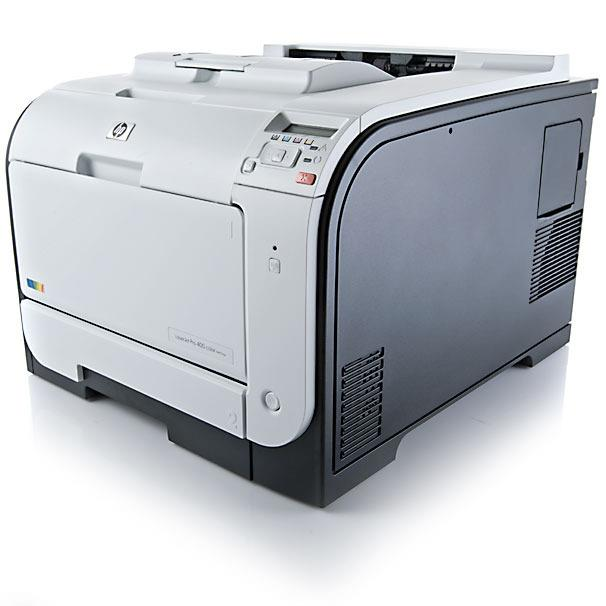 HP400 color Printer M451dn  LaserJet Pro