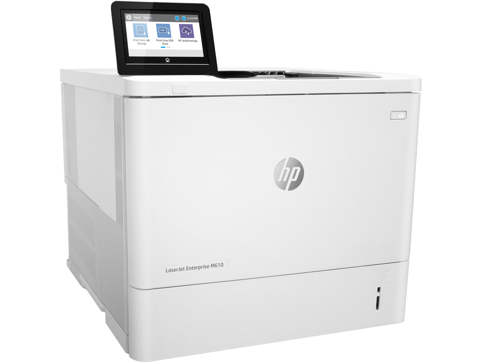 HP LaserJet Enterprise M610dn