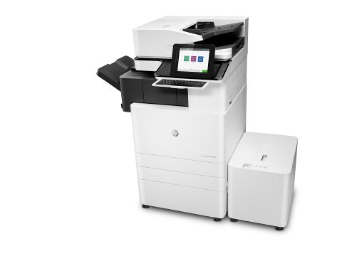 HP Color  MFP E87650dn