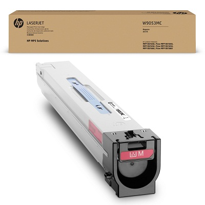 HP W9053MC Magenta Managed LaserJet Toner