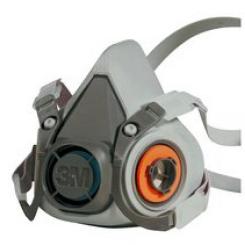 Mặt nạ phòng độc nửa mặt 3M-6300