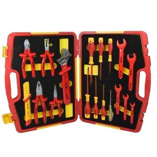 160-200mm Bộ dụng cụ cách điện đa năng Tolsen  V83718