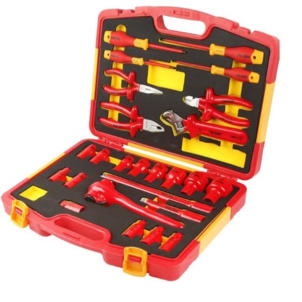 160-200mm Bộ dụng cụ cách điện Tolsen đa năng V83825