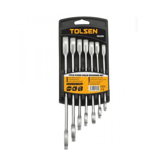 8-19mm Bộ vòng miệng tự động Tolsen 7 món 15229