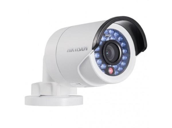 Camera  HD-TVI Hikvision DS-2CE16D0T-IR (thân kim loại, ngoài trời)