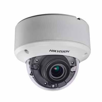CAMERA DOME HDTVI 2MP HIKVISION DS-2CC52D9T-AVPIT3ZE