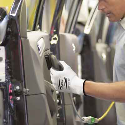Găng tay bảo hộ Ansell 11-800, găng tay chống cắt, găng tay cơ khí