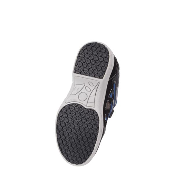 Giày bảo hộ chống tĩnh điện Hans HS-38 Alaska màu xanh-trắng