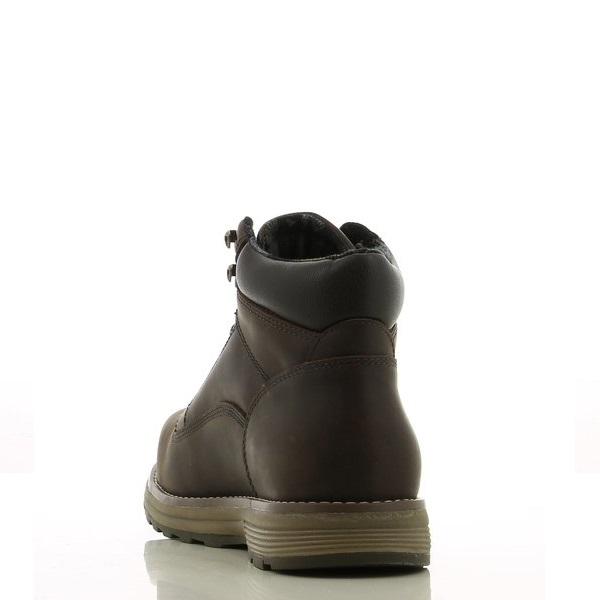 Giày bảo hộ lao động Jogger Meteor Nâu