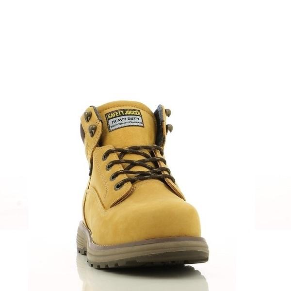 Giày bảo hộ lao động Jogger Meteor Vàng