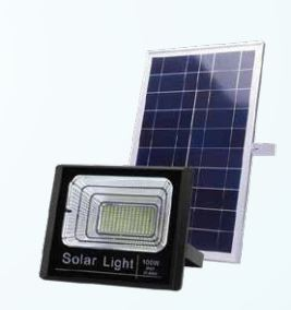 Đèn Năng Lượng Mặt Trời Jindian JD-8200 200W