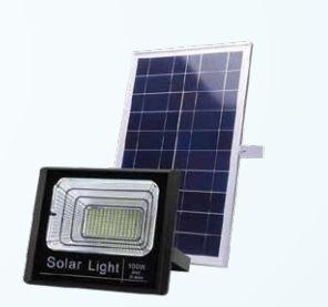 Đèn Năng Lượng Mặt Trời Jindian JD-8800 100W