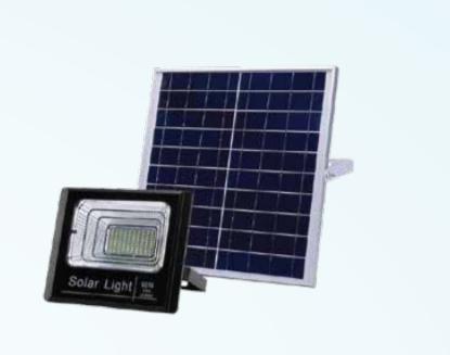 Đèn năng lượng mặt trời Jindian JD-8860 60W