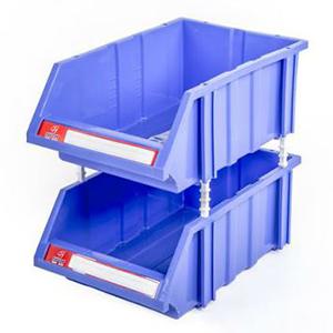 Kệ đựng dụng cụ xanh dương số 1 size nhỏ xanh dương 12cmx18cmx18cm