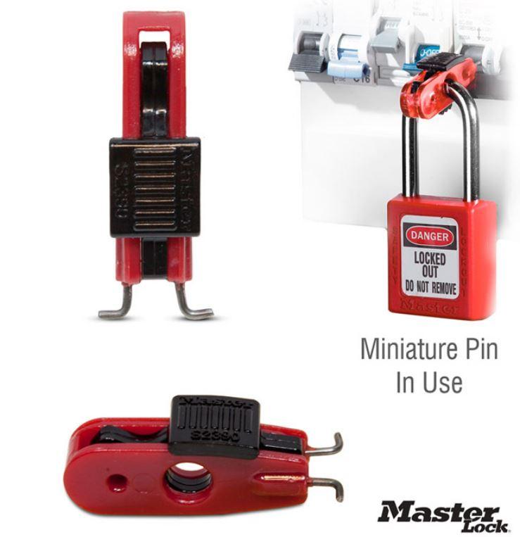 Khóa ngắt mạch mini Master Lock S2391