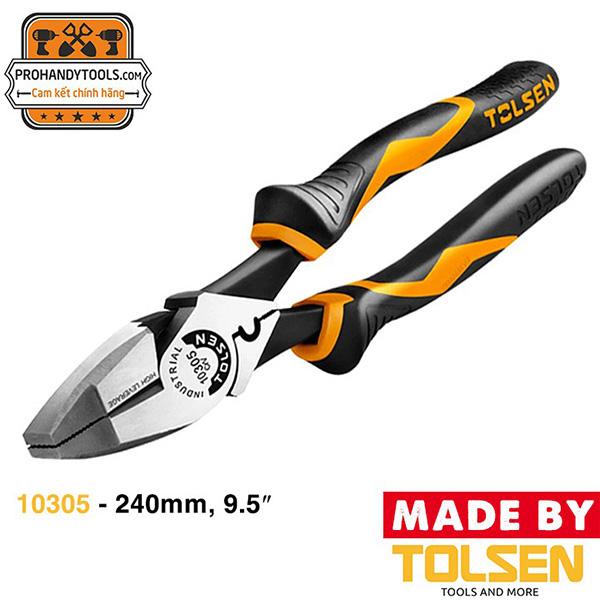 240mm Kìm đa năng công nghiệp Tolsen 10305