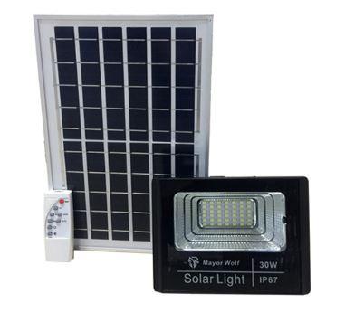 Đèn Pha Năng Lượng Mặt Trời Tech-Green Energy