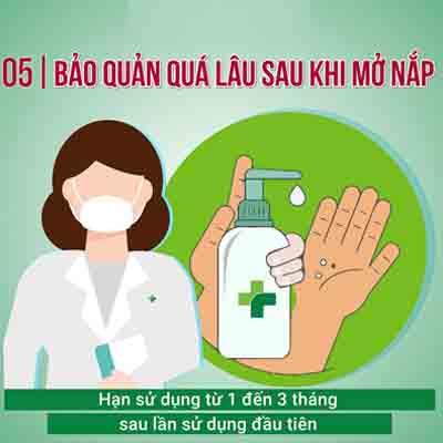 Cồn tinh luyện 60 độ rửa tay, sát khuẩn đồ dùng