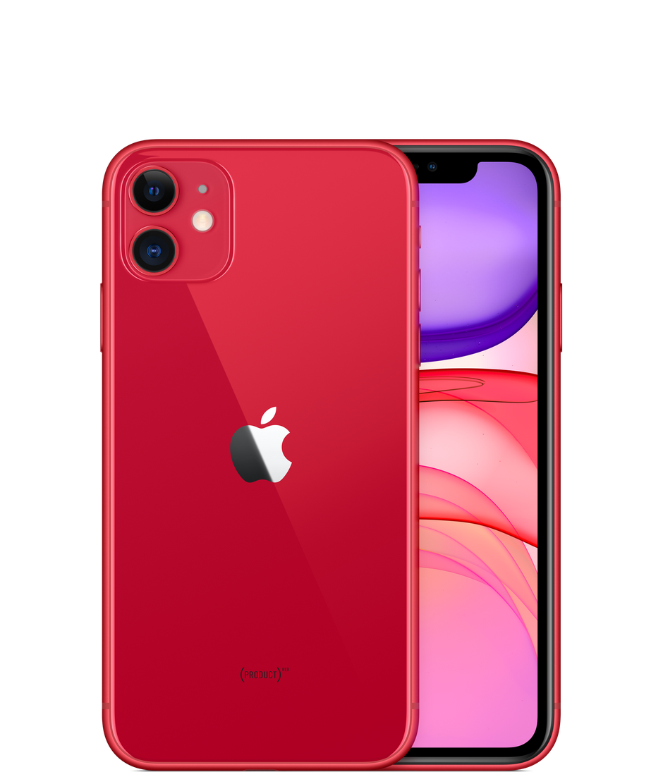 iPhone 11 64Gb RedProduct LL/A ( 1 sim )