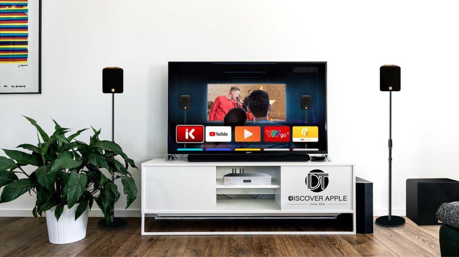 𝐊𝐚𝐫𝐚𝐡𝐨𝐦𝐞 𝟐.𝟏 Home Theater