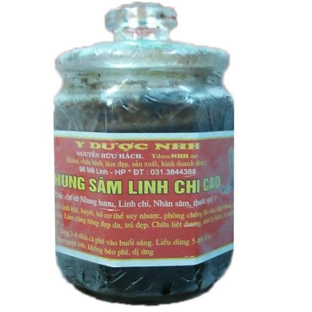 Sâm Nhung Linh Chi - Đại Bổ Khí Huyết, Phòng Chống Lão Hóa Hiệu Quả Bằng Đông Y