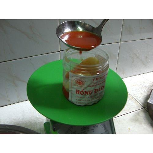 Hồng Đào Sữa Chúa