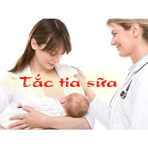 Mách mẹ quy trình chữa tắc tia sữa an toàn và hiệu quả nhất