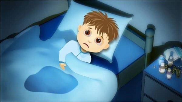 Đông y chữa bệnh tè dầm trẻ em như thế nào?