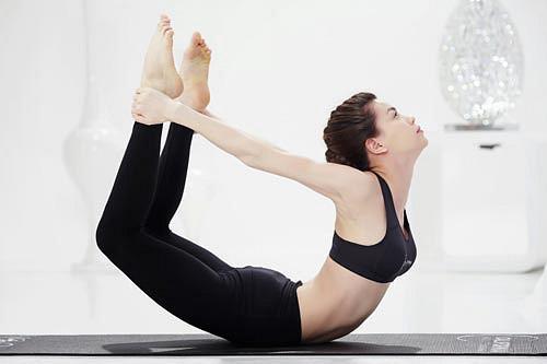 Động tác Yoga giúp chị em giảm đau khi đến ngày mà không cần uống thuốc