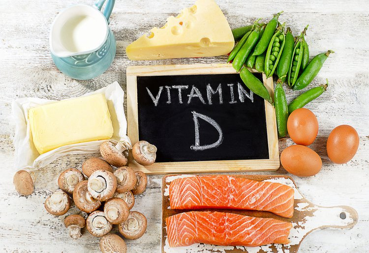 Bổ sung vitamin D giảm bệnh viêm khớp