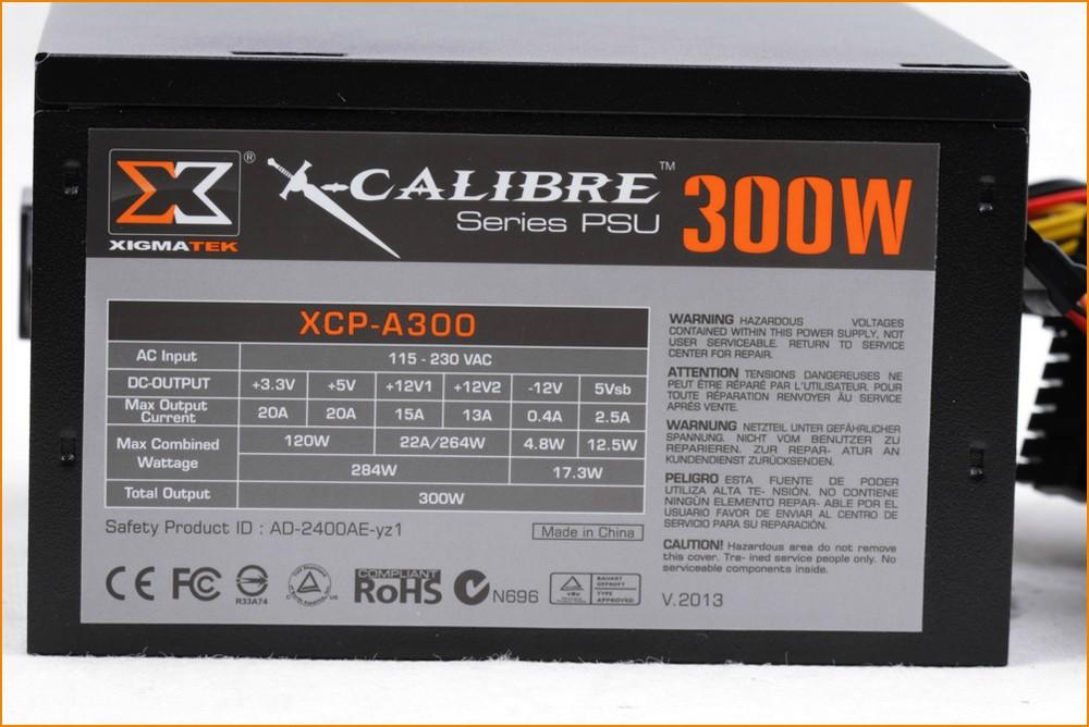Kết quả hình ảnh cho Nguồn Công suất thực Xigmatek 300W