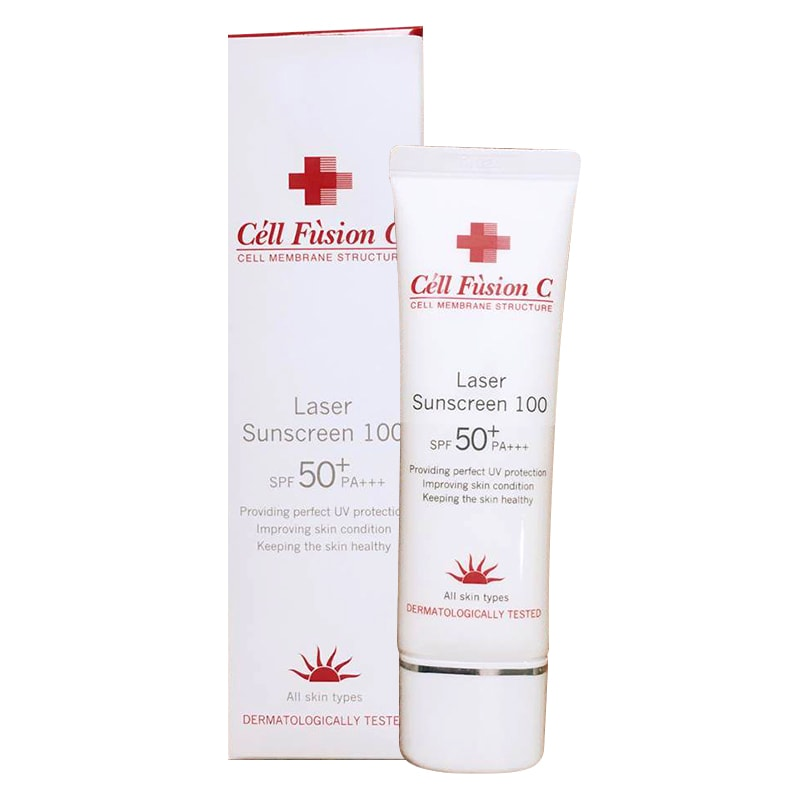 Kem chống nắng Cell Fusion C Laser Sunscreen 100 SPF 50+/PA +++