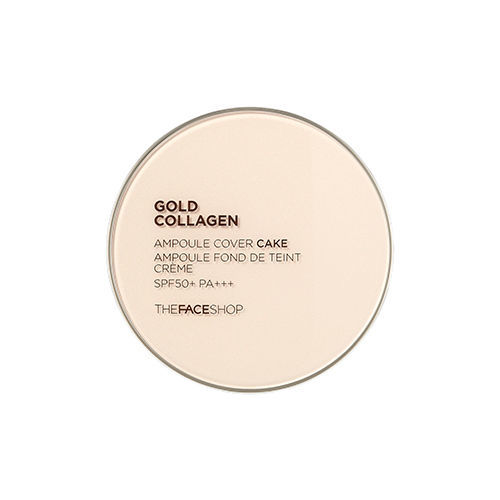 Kem phấn Gold Collagen Cover SPF50/+++No.V201