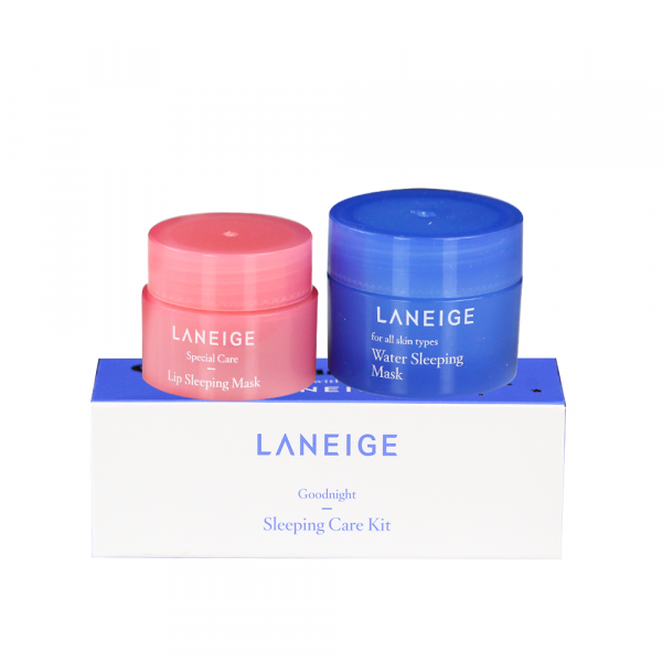 Bộ Mặt Nạ Ngủ Laneige Goodnight Sleeping Care Kit (2 Items)