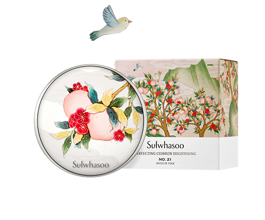 Cushion Sulwhasoo Perfecting EX NO.21 NATURE (PINK)
