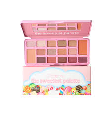 Bảng mắt Beauty Creations The Sweetest Palette - Vỏ hồng