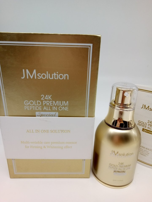 Serum JM Solution 24K Mini