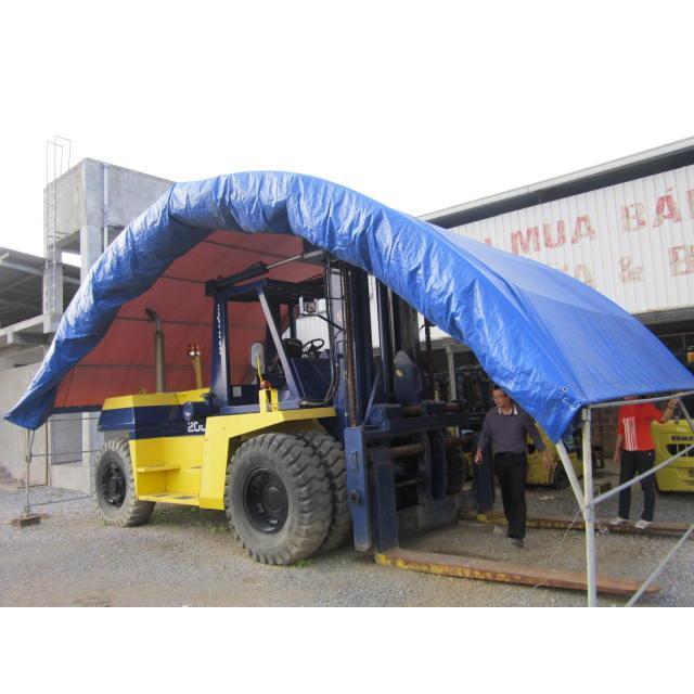 Cho thuê xe nâng Komatsu 20 tấn