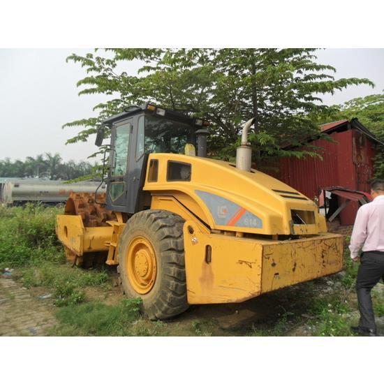 Máy lu rung Liugong 614 chân cừu  cho thuê