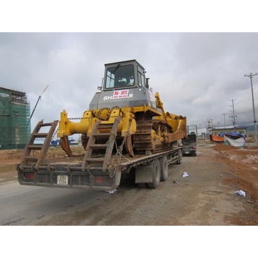 Máy ủi Shantui SD23 cho thuê
