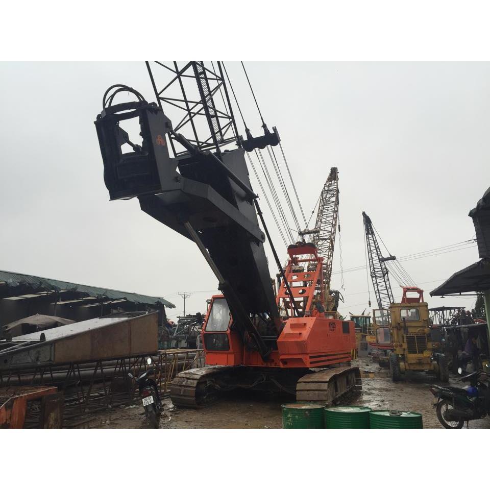 Bán và cho thuê khoan cọc nhồi Hitachi KH125 - R6G