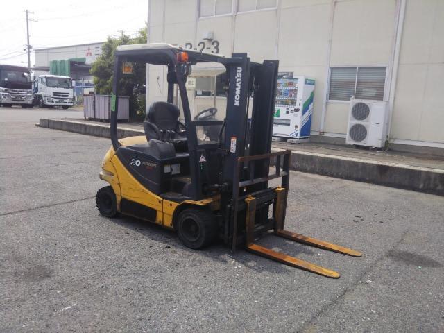 Bán và cho thuê xe nâng điện hiệu komatsu FB20-12