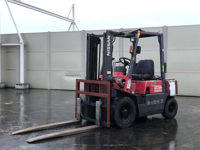 Nissan FJ02 sức nâng 2,5 tấn